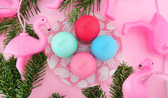Lovely Giveaway Eos Lip Balm Sara Is In Love With